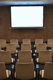Empty Conference hall Royalty Free Stock Images