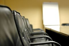 Empty conference room. Its time for business concept empty board room Stock Photos