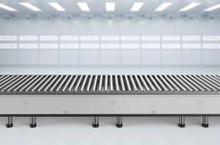 Free Empty Conveyor Belt Royalty Free Stock Image - 145527806