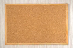 Empty cork board stock images