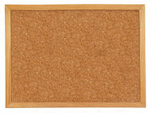 Empty cork board stock photo