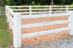 Empty corral Royalty Free Stock Photography