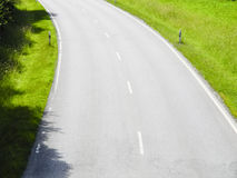 Free Empty Country Road  Stock Photography - 19916982