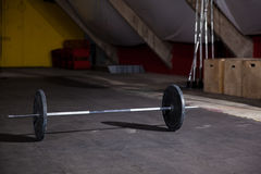 Empty cross-training gym Stock Photography