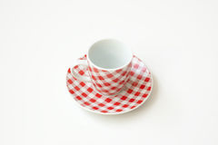 Empty cup Royalty Free Stock Images