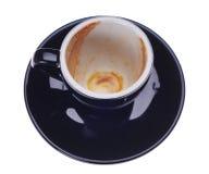 Empty cup. Stock Photo