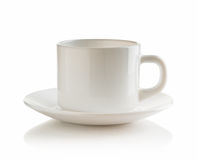 Empty cup Royalty Free Stock Photos