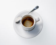 Free Empty Cup Of Coffee Stock Photography - 1755492
