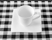 Empty cup Stock Photography
