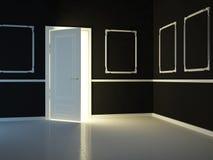 Free Empty, Dark, Black, Classic Room Stock Photos - 23620523