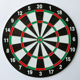 Empty Dartboard. Royalty Free Stock Photography