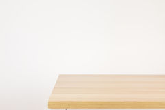 Empty desk Stock Images