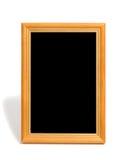 Empty desktop photoframe Stock Image