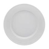 Empty dinner plate Stock Image