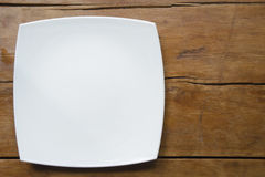 Empty dish Royalty Free Stock Image