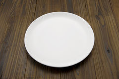 Empty dish Royalty Free Stock Images