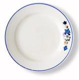 Empty dish Royalty Free Stock Photos