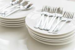 empty dish Royalty Free Stock Image