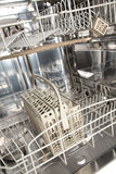 Empty Dishwasher Royalty Free Stock Photo