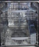 Empty dishwasher background Stock Photography