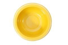Empty dog bowl Stock Photography
