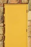 Empty door Royalty Free Stock Images