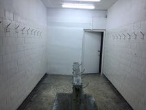 Empty dressroom Royalty Free Stock Photo