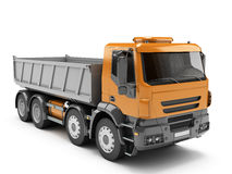 Empty Dump Truck Royalty Free Stock Photography