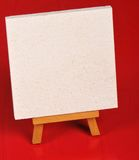Empty easel Royalty Free Stock Photography