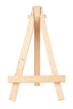 Empty easel Royalty Free Stock Image