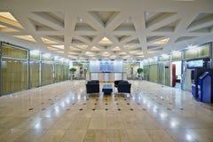 Empty entrance hall interior Stock Photo