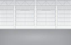 Empty_factory Stock Photos
