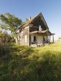 Empty farm house. Stock Photography