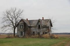 Empty Farm House 2 Stock Photos