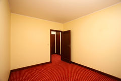 Empty flat Stock Image