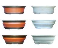 Empty flower pot Royalty Free Stock Photos