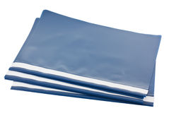 Empty folders Royalty Free Stock Images