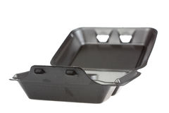 Empty Food Tray Royalty Free Stock Photo