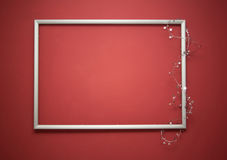Empty frame Stock Images