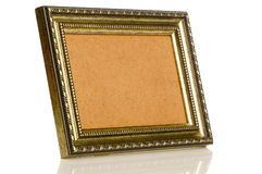 Empty frame Stock Image
