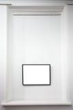 empty frame στοκ φωτογραφία