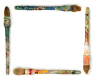 Empty Frame. Royalty Free Stock Photos