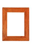 Empty frame images are free. Empty wooden frame images are free on a white background stock photography