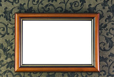 Empty frame from the picture Stock Photography