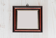 Empty frame. An empty frame ready to be filled Royalty Free Stock Photography
