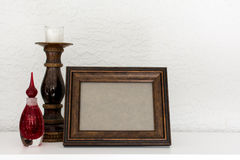Empty frame Royalty Free Stock Photography