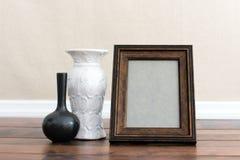 Empty frame Royalty Free Stock Image