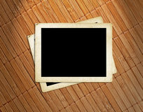 Empty frames Royalty Free Stock Images