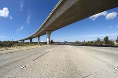 Empty Freeway Royalty Free Stock Image