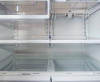 Empty fridge Royalty Free Stock Images